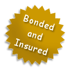 bonded and insured